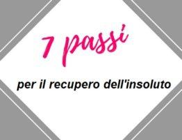 recupero fatture insolute